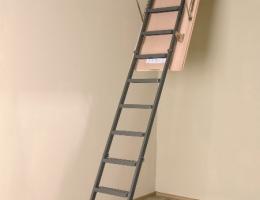 стальные чердачные лестницы