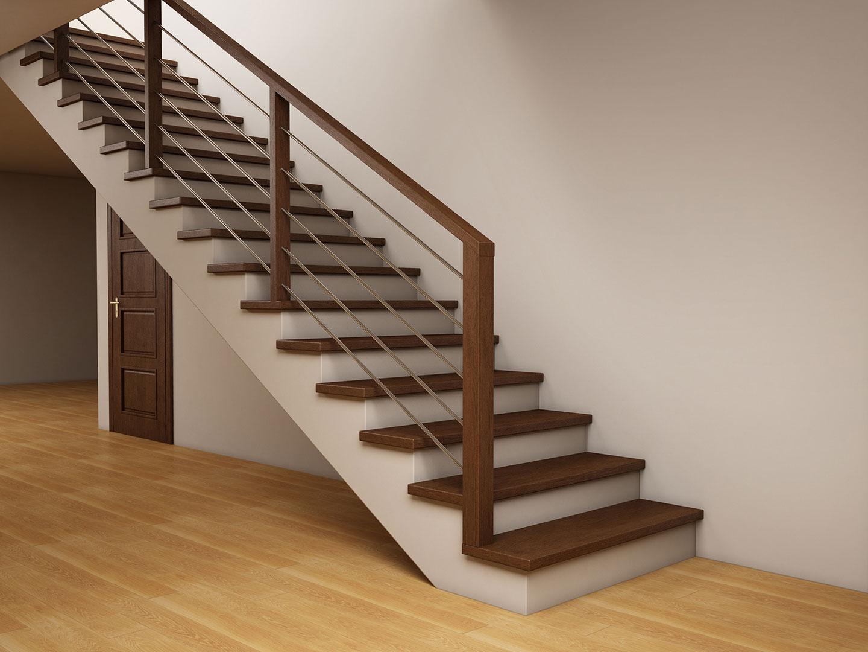 произвело одномаршевые лестницы на второй этаж фото определить свой тип